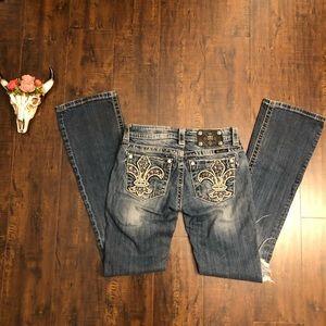 Miss Me | boot cut jeans